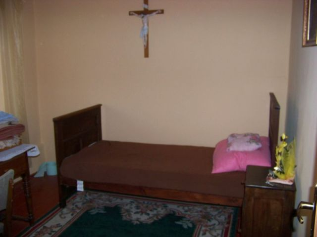 A to moja cela w podominikańskim klasztorze